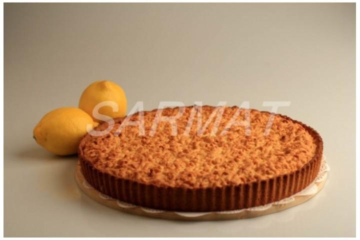 Осетинский пирог «Лимонник»