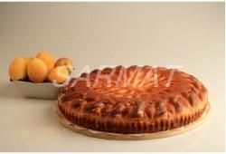 Осетинский пирог с абрикосом