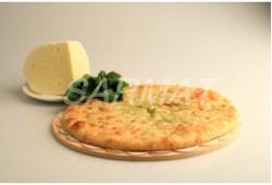 Осетинский пирог со шпинатом и сыром