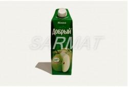 Сок Яблочный (Добрый) 1л